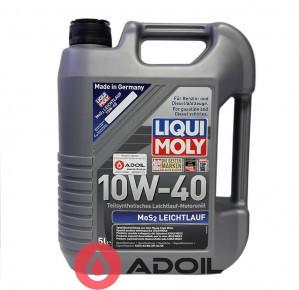 Liqui Moly 10W-40 MoS2 Leichtlauf