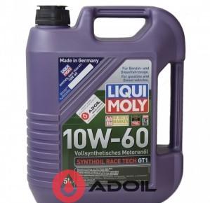 Liqui Moly 10W-60 SYNTHOIL RACE TECH GT-1