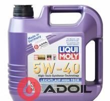 Liqui Moly 5W-40 LEICHTLAUF HIGH TECH