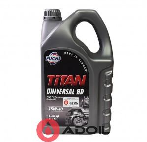 Fuchs Titan Universal Hd 15w-40