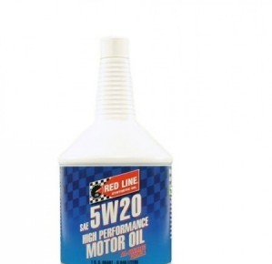 Red Line Oil 5w-20