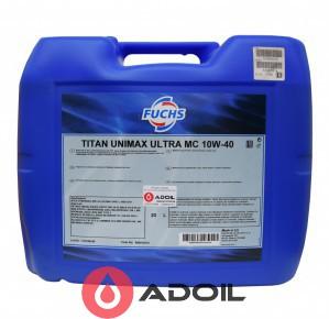 Fuchs Titan Unimax Ultra Mс 10w-40