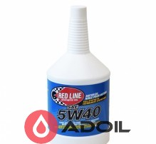 RED LINE OIL 5W-40