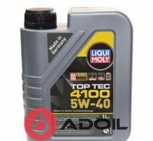 Liqui Moly 5w-40 Top Tec 4100