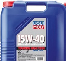 LIQUI MOLY TOURING HIGH TECH SHPD 15W-40