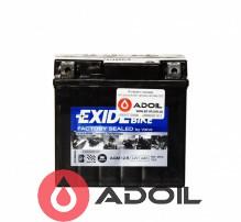 Аккумулятор гелевый Exide EXIDE SLA12-5 = AGM12-5