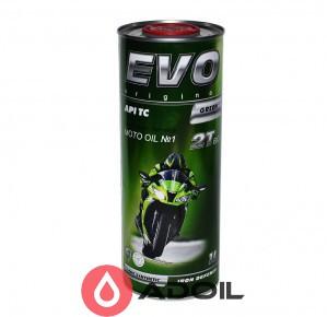Evo Moto 2T Bio Green