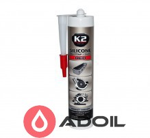 Герметик K2 SIL RED (RED SILICON +350С)