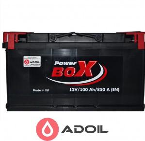 100Аh А1 PowerBOX Euro(0)