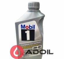 Mobil 1 0w-40 Full Synthetic