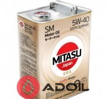 Mitasu Sm/Cf 5w-40