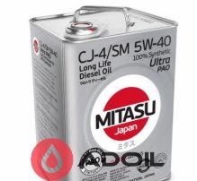 Mitasu Ultra Diesel CJ-4/SM 5W-40