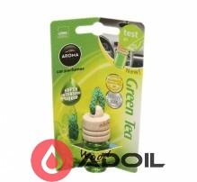 Aroma Car Wood Mini Green Tea