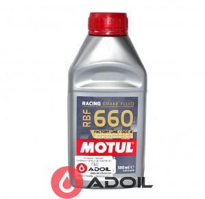 Тормозная жидкость Motul Rbf 660 Factory Line