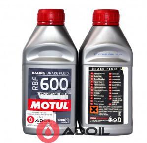 Тормозная жидкость Motul Rbf 600 Factory Line