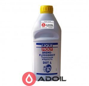 Тормозная жидкость Liqui Moly Bremsflussigkeit Dot 4