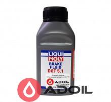 Тормозная жидкость LIQUI MOLY BREMSFLÜSSIGKEIT DOT 5.1