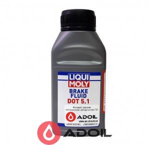 Тормозная жидкость Liqui Moly Bremsflussigkeit Dot 5.1