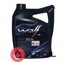 Wolf Vitaltech 5w-40 Pi С3