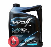Wolf Guardtech 10w-40 B4 Diesel