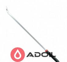 Монтировка с резиновой ручкой (угол 30°, L920мм) TOPTUL JCCA2036