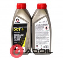 Comma Brake Clutch Fluid DOT 4