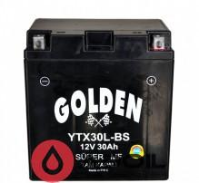 YТХ30L-BS GOLDEN 30 Ah - BS гелевий (0)