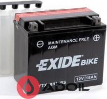EXIDE YTX20HL-BS