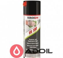 Очиститель тормозов и сцепления TEROSON VR 190
