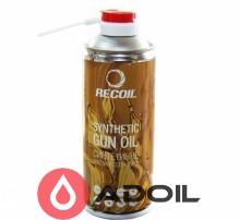 Синтетическое оружейное масло Recoil