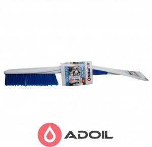 Щетка для очистки снега со скребком Robust Handy Alpen 1