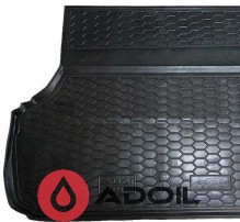 Коврик в багажник полиуретановый Audi 100 Седан 1991-1994