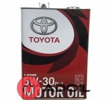 Toyota Diesel Oil Dl-1 5w-30 08883-02805
