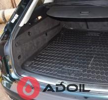 Коврик в багажник полиуретановый Audi А6 Универсал 2014-
