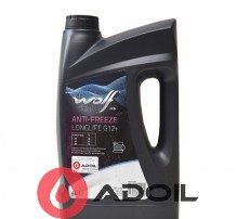 WOLF ANTI-FREEZE LONGLIFE PlUS