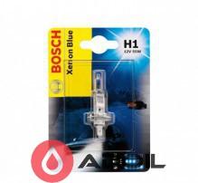 Автолампа H1 12V/55W/P14.5s Plus 50 Extralife Bosch