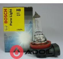 Автолампа H8 12V/35W/PGJ19-1 Bosch