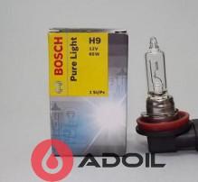 Автолампа H9 12V/65W/PGJ19-5 Bosch