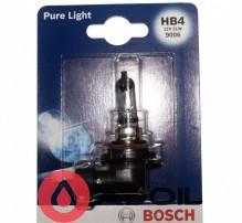 Автолампа HB4 12V/55W/P22d Bosch