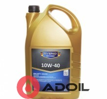 Aveno Semi Synt Gas/Lpg 10w-40