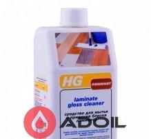 Засіб для миття і додання блиску ламінату HG