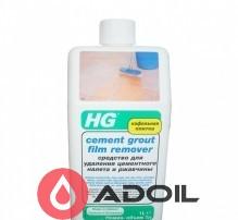 Средство HG для удаления цементного налета и ржавчины