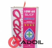 Xado Atomic Oil 10W-60 SL/CF Rally Sport