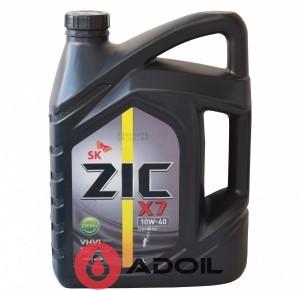 Zic X7 10W-40 Diesel