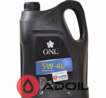 GNL Premium Synthetic 5W-40