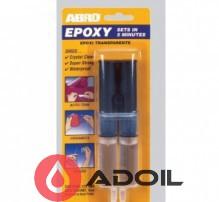Эпоксидний клей с дозатором Abro