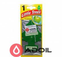 Little Trees Зеленое яблоко