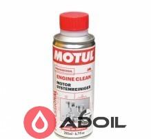 Промывка масляной системы Motul Engine Clean Moto